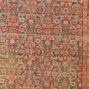 026905 Farahan Antique Persian border
